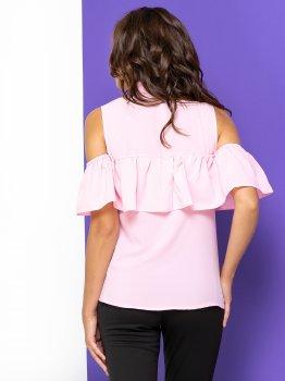Блузка Jaklin 7725 Розовая