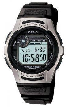 Чоловічий годинник Casio W-213-1AVEF