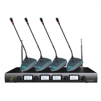 Бездротова конференційна мікрофонна система EMS TA-513C
