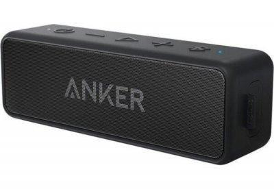 Портативна акустика Anker SoundCore 2 Black (A3106H11)
