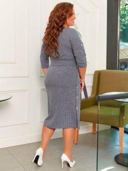 Платье ALDEM 2044 Синее