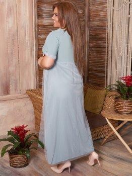 Платье ALDEM 2039 Фисташковое