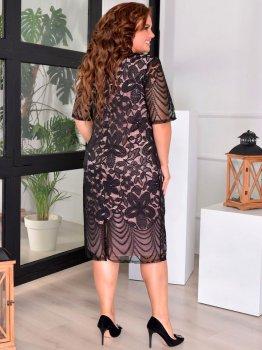 Платье ALDEM 2051 Черное
