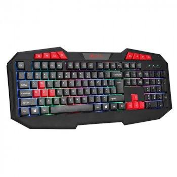 Комплект провідна ігрова клавіатура і миша X'trike ME MK-503 (gr_011825)