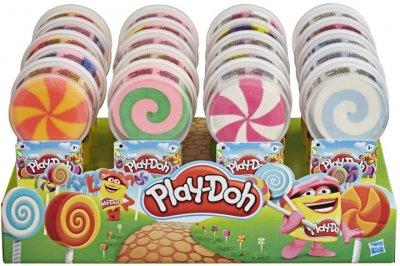 Пластилин в баночке Play-Doh Леденец 85 г (E7775_E7911)