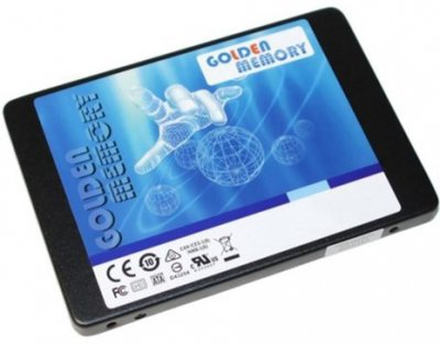 "Golden Memory 256GB 2.5"" SATAIII MLC (GMSSD256GB)"