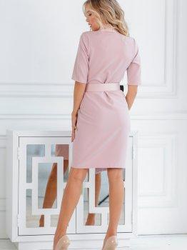 Плаття New Fashion 381 Пудра