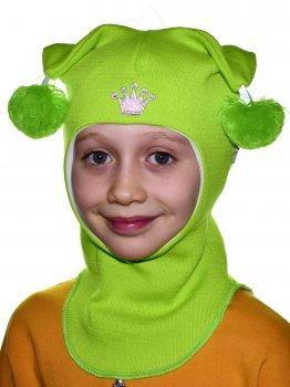Шлем шапка Be easy 46-49 см Салатный (18DH01D-P1-924)