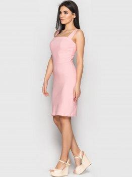 Плаття Santali 3933 Рожеве