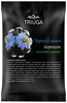 Аюрведический порошок Triuga Черный тмин 2 х 50 г (4820164641323)