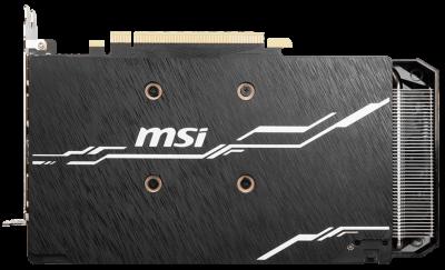 MSI PCI-Ex GeForce RTX 2060 Super Ventus GP OC 8GB GDDR6 (256bit) (1665/14000) (HDMI, 3 x DisplayPort) (RTX 2060 SUPER VENTUS GP OC)