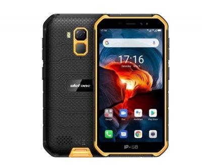 Мобільний телефон Ulefone Armor X7 Pro 4/32GB Orange