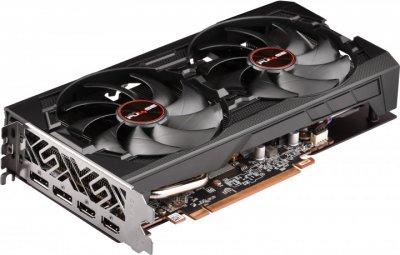 Sapphire PCI-Ex Radeon RX 5600 XT BE 6G Pulse OC 6GB GDDR6 (192bit) (1620/14000) (2 x HDMI, 2 x DisplayPort) (11296-05-20G)