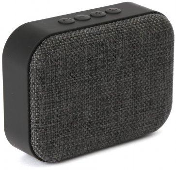 Акустическая система Omega OG58DG Bluetooth V4.1 Fabric Dark-Grey (OG58G)
