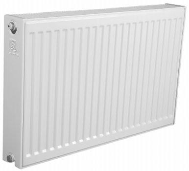 Стальной радиатор ROMSTAL 11x500x400 мм (389 Вт) боковое подключение тип радиатора 11