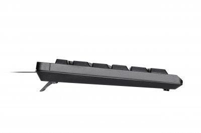 Дротовий комплект Клавіатура + миша 2E MK401 USB Black