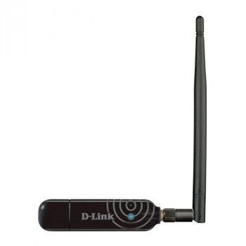 Беспроводной адаптер D-Link DWA-137 N300 High-Gain, 802.11n, USB