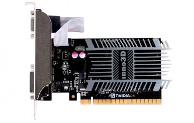 GF GT 710 2GB GDDR3 LP Inno3D (N710-1SDV-E3BX)