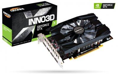 GF GTX 1660 6GB GDDR5 Compact Inno3D (N16601-06D5-1521VA29)