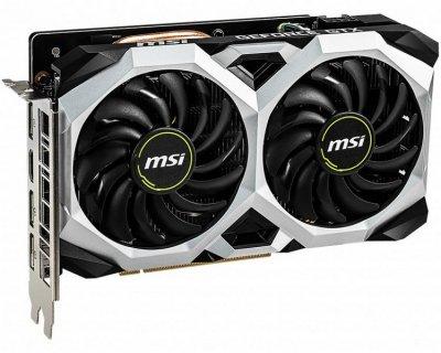 GF GTX 1660 6GB GDDR5 Ventus XS MSI OC (GeForce GTX 1660 Ventus XS 6G OC)