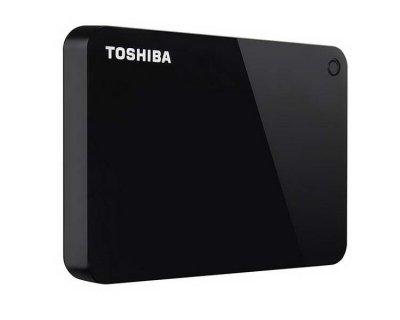 """HDD ext 2.5"""" USB 1.0 TB Toshiba Canvio Advance Black (HDTC910EK3AA)"""