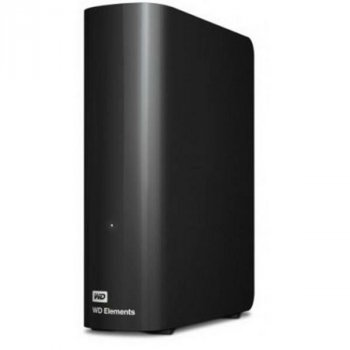 "HDD ext 3.5"" USB 6.0 TB WD Elements Desktop (WDBWLG0060HBK-EESN)"