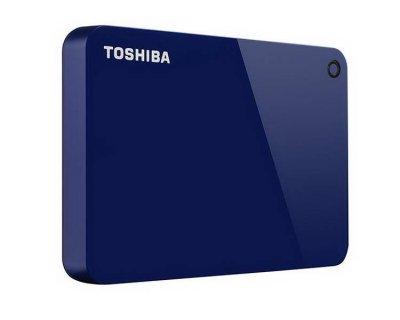 "HDD ext 2.5"" USB 1.0 TB Toshiba Canvio Advance Blue (HDTC910EL3AA)"