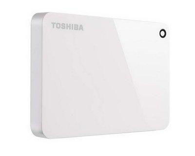 "HDD ext 2.5"" USB 1.0 TB Toshiba Canvio Advance White (HDTC910EW3AA)"