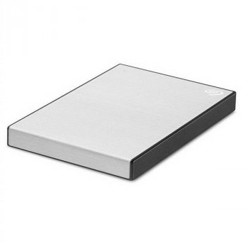 "HDD ext 2.5"" USB 1.0 TB Seagate Backup Plus Slim Silver (STHN1000401)"