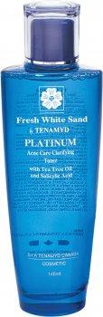 Увлажняющий тонер для кожи с высыпаниями Tenamyd Canada Platinum Acne care Clarifying Toner 140 мл (8809030734167)