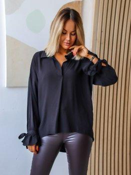 Блуза DNKA с41497/1 Чорна