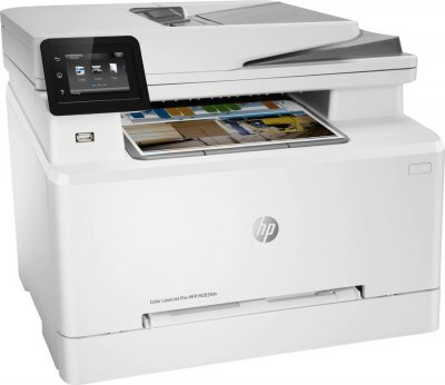 HP Color LaserJet Pro А4 M283fdn