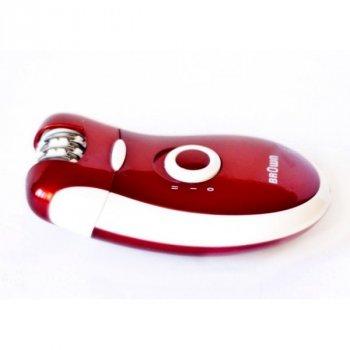 Эпилятор BR0WN 2 в 1 Original Красный (827360572)