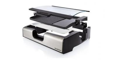 Гриль контактний Silver Crest STGG 1800 A1 Tisch-grill