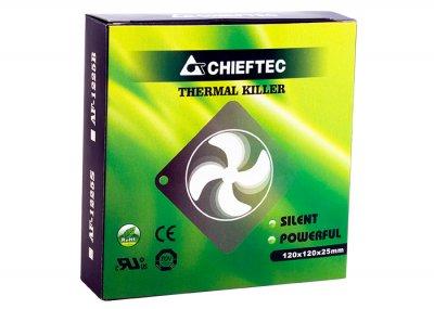 Корпусний вентилятор Chieftec Thermal Killer (AF-1225S)