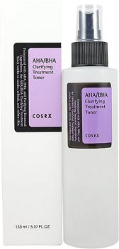 Тоник для лица Cosrx AHA/BHA Clarifying Treatment Toner 150 мл (8809416470030)