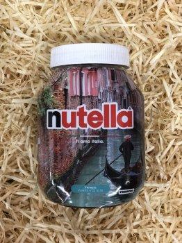 Паста ореховая Nutella Venezia 900г
