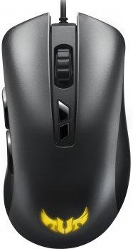 ХІТ-комплект Asus миша TUF Gaming M3 (90MP01J0-B0UA00) + ігрова поверхня TUF Gaming P3 (90MP01C0-B0UA00)
