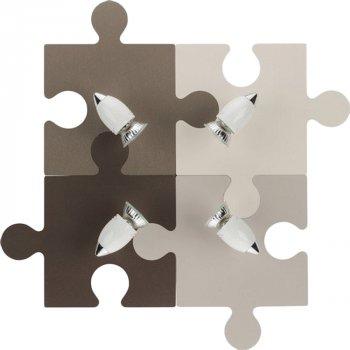 Настінно-стельовий світильник Nowodvorski NW-6382 Puzzle