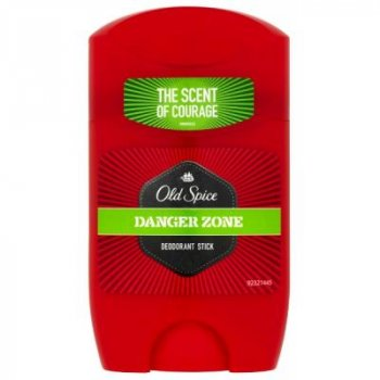 Дезодорант-антиперспирант Old Spice Danger Zone 50 мл (5013965914171)