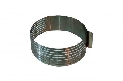 Форма для випічки Empire 240-300х85мм Вуглецева сталь Сірий (0638) 4003992