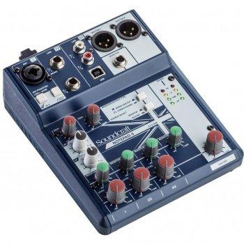 Микшерный пульт Soundcraft Notepad-5