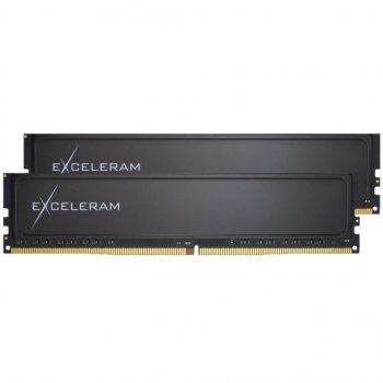 Модуль пам'яті для комп'ютера DDR4 32GB (2x16GB) 3000 MHz Dark eXceleram (ED4323016CD)
