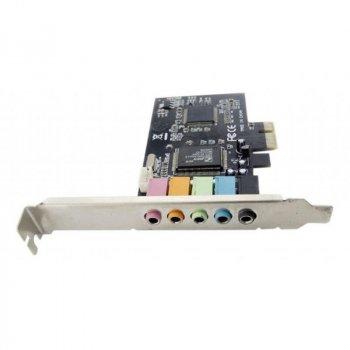 Звуковая плата Manli C-Media 8738 PCI-E (M-CMI8738-PCI-E)