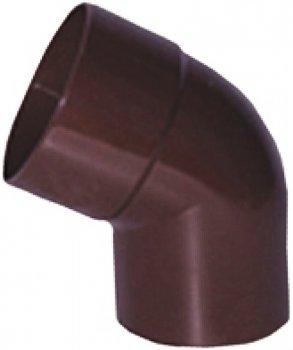 Коліно водостічної труби Profil 100 Коричнева (5906775630129)