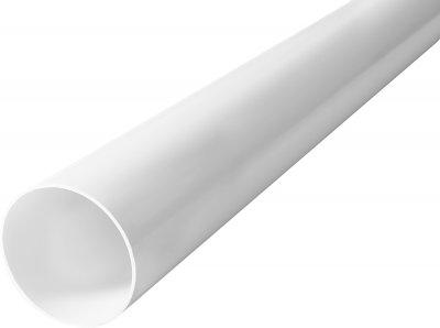 Труба водостічна Profil 75/3 м Біла (5906775631331)