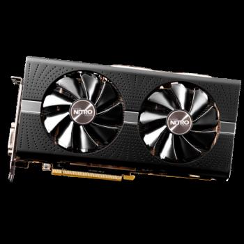 Відеокарта Sapphire Radeon RX 570 NITRO+ 4096MB (11266-14-20G SR) Seller Recertified