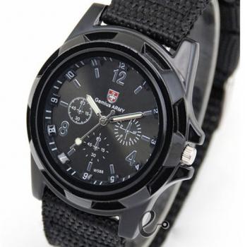Наручний годинник Swiss Army wanch EL-518/1743 Black