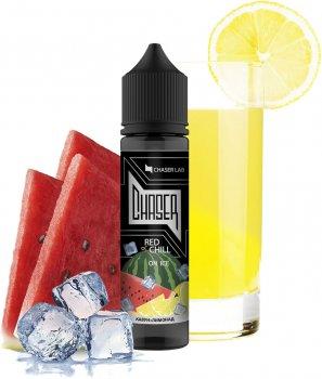 Рідина для електронних сигарет Chaser Red Chill Ice 6 мг 60 мл (Кавун + лимонад + лід) (CR9431)