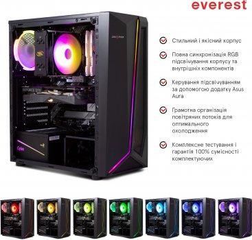 Комп'ютер Everest Home Plus 8070 (8070_6200)